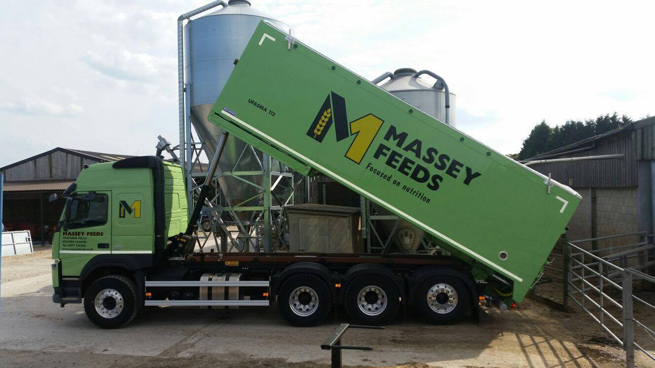 Massey Feeds Delivery